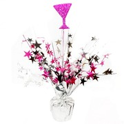 Centrepiece Weight & Pick - Martini Glass Pk1