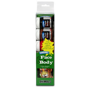 Animals Face Paint Set Pk 1