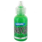 Kindyglitz Glitter Glue - Lime 36ml Pk1