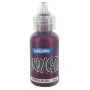 Kindyglitz Glitter Glue - Purple Blaze 36ml Pk1