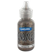 Kindyglitz Glitter Glue - Rainbow 36ml Pk1