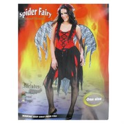 Costume Spider Fairy Adult Pk1