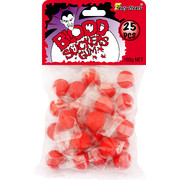 Blood Sucker Gum Balls 150g Pk25