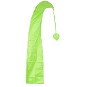 Bali Flag With Tail 3m Lime Green Pk1