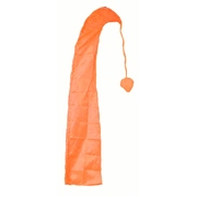Bali Flag With Tail 3m Orange Pk1 (Pole Not Included)