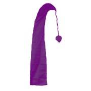 Bali Flag With Tail 3m Purple Pk1