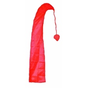 Bali Flag With Tail 3m Red Pk1