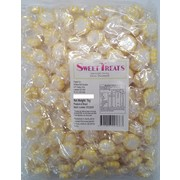Yellow & White Starlight Pinwheel Mints (Pineapple) 1kg