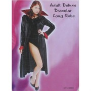 Costume Ladies Vampire Dracula Cape Pk1