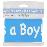 Tape Party Its A Boy 6m Pk1