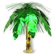 Hawaiian Palm Tree Cascade Centrepiece (46cm) Pk 1