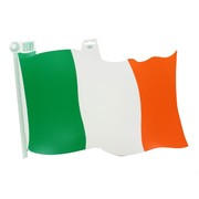 St. Patrick's Day Party Decoration - Irish Flag Cutout (18 inch) Pk1