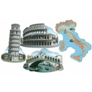 Italian Cutouts Assorted (16in.) Pk 4 (Assorted Designs)