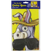 Mexican Party Game - Pin Tail on Donkey Pk1