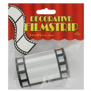 Hollywood Party Decoration - Border Trim Film Strip (50ft) Pk1