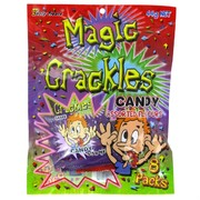 Magic Crackles Candy 44g Pk 8
