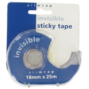 Tape Dispenser Invisible Pk1