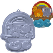 Noah's Ark Cake Tin Pk 1 (1 Tin Only)