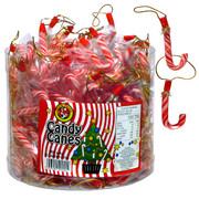 Hanging Mini Candy Canes Pk 200