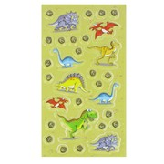 Dinosaur Party Stickers (1 Sheet of 31 Stickers)