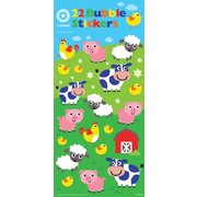Assorted Bubble Farm Stickers (22 Stickers)