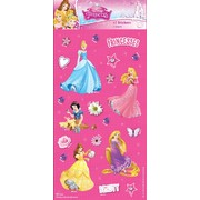 Disney Princess Stickers (47 Stickers)