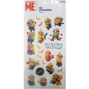 Assorted Minions Stickers (42 Stickers)