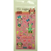 Minnie Mouse & Candy Stickers (75 Stickers)