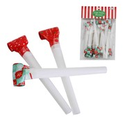 Assorted Christmas Party Blowouts Pk 36