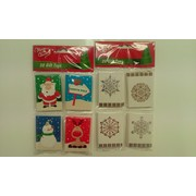 Christmas Assorted Design Gift Tags (2 packs of 28)