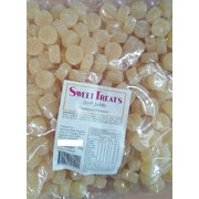 Yellow Pineapple Flavour Jubes (1kg) Pk 1