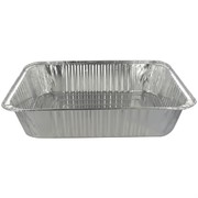 Foil Containers Heavy Duty 5.15L 360x290mm Pk2