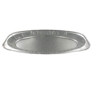 Foil Oval Platter Heavy Duty 285x425mm Pk2