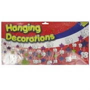 Decoration Ceiling Hanging 18 Pk1