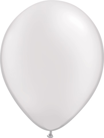 Pearl White Balloon