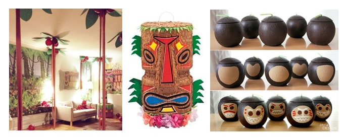 Party Themes & Ideas Moana Party Supplies