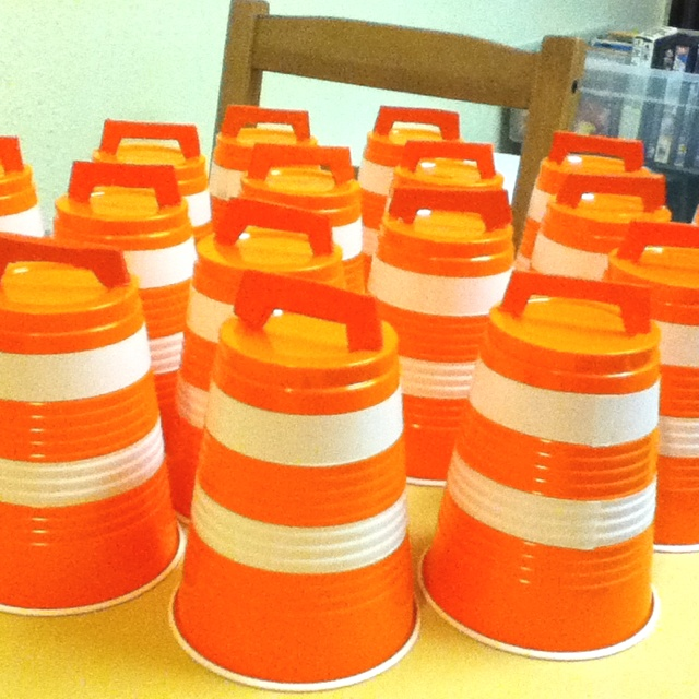Construction Birthday Party Food Ideas: Construction Party Ideas & Supplies