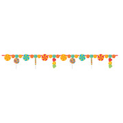 Sugar Buzz Candy Garland Decoration Pk 1