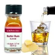 Butter Rum Flavour (3.7ml) Pk 1