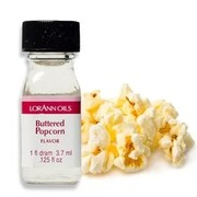 Buttered Popcorn Flavour (3.7ml) Pk 1