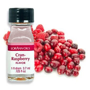 Cran-Raspberry Flavour (3.7ml) Pk 1