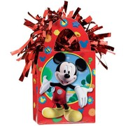 Mickey Mouse Tote Balloon Weight Pk 1