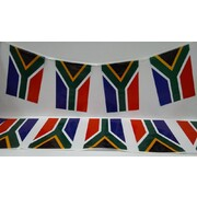 South Africa Pennant Flag Bunting Banner (4m - 15 Flags) Pk 1