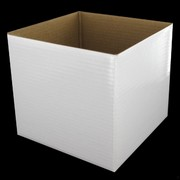 Mini Box 13cm x 11cm White Pk1