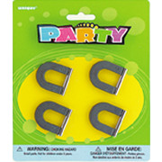 Super Strong Magnets Party Favours Pk 4