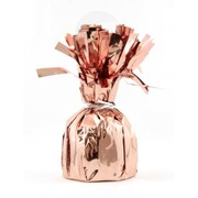 Rose Gold Balloon Weight - Pudding Pk 1