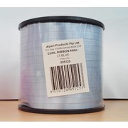 Light Blue Curling Ribbon (460m) Pk 1
