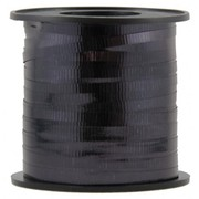 Metallic Black Curling Ribbon (225m) Pk 1