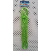 Pre-Clipped Lime Green Ribbon Pk 25