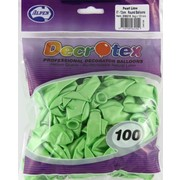 Pearl Lime Green 5in (12cm) Latex Balloons Pk 100